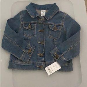 Other - Baby denim jacket